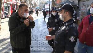 Pendikte 24 kişiye maske cezası