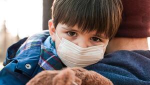 Çocuklara maske ve sosyal izolasyonun önemi yaşına uygun anlatılmalı