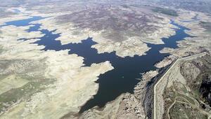 Edirnenin içme suyunu sağlayan baraj kurudu