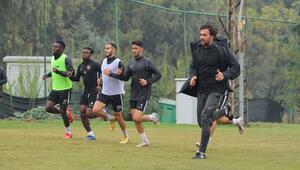 Hataysporda Galatasaray hazırlıkları başladı