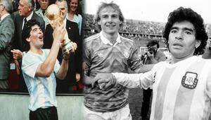 Maradona tüm zamanların en iyisi miydi Pele, Platini, Hagi...