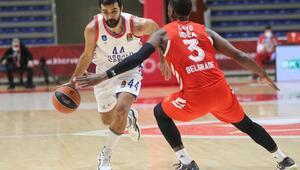 Kızılyıldız 64 - 75 Anadolu Efes maç sonucu