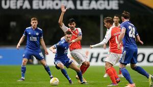 Braga 3 - 3 Leicester City maç sonucu
