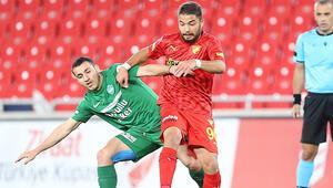 Göztepe 2-0 Kırklarelispor