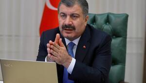 Son Dakika Haberi: Sağlık Bakanı Fahrettin Koca: Samsunda koronavirüs vakaları artıyor