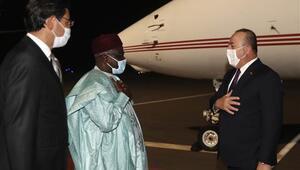 Dışişleri Bakanı Çavuşoğlu Nijerde