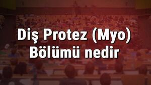 Diş Protez (Myo) Bölümü nedir ve mezunu ne iş yapar Bölümü olan üniversiteler, dersleri ve iş imkanları