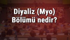 Diyaliz (Myo) Bölümü nedir ve mezunu ne iş yapar Bölümü olan üniversiteler, dersleri ve iş imkanları