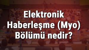 Elektronik Haberleşme (Myo) Bölümü nedir ve mezunu ne iş yapar Bölümü olan üniversiteler, dersleri ve iş imkanları