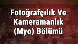 Fotoğrafçılık Ve Kameramanlık (Myo) Bölümü nedir ve mezunu ne iş yapar Bölümü olan üniversiteler, dersleri ve iş imkanları