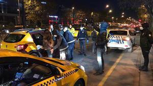 Yeditepe Huzur uygulamasında yüzlerce kişi yakalandı
