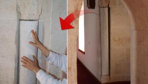 Son dakika haberler: Asırlardır ayakta duruyor Tarihi camide dikkat çeken detay