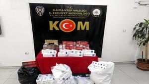 3 ilde kaçak sigara operasyonu: 10 gözaltı