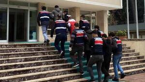 Mersinde PKK operasyonu: 4 gözaltı