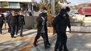 Elazığda çok sayıda suç kaydı bulunan 5 şüpheli yakalandı