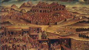 300 yıllık Ankara tablosu albüme ilham oldu