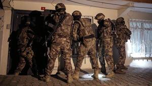 Son dakika... Diyarbakırda PKK operasyonu Gözaltına alındılar...