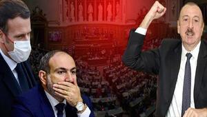 Son dakika haberler: Dünya şaştı kaldı, Azerbaycan sert tepki gösterdi Fransa skandal kararın ardından flaş açıklama yapmak zorunda kaldı