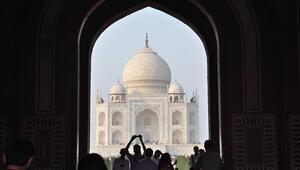 Bir aşk hikayesinden doğan güzel: Tac Mahal