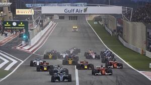 Formula 1de sıradaki durak Bahreyn Sezonun 15. yarışı...