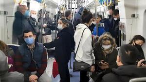 Vaka sayılarının arttığı İzmirde, toplu taşıma araçları alarm veriyor
