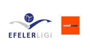 Efeler Ligi maçları CANLI YAYINLA Misli.comda Sadece mobil aplikasyonlarda...