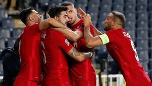 Türkiye, FIFA dünya sıralamasında 32nciliğe yükseldi