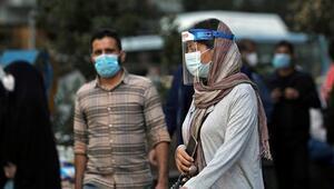 İranda son 24 saatte Kovid-19dan 406 kişi hayatını kaybetti