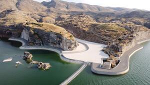 Hasankeyfte tarih turizminin canlanması için çalışma başlatıldı