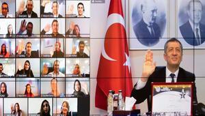 Bakan Selçuk'tan MEBİM'e kutlama