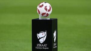 Ziraat Türkiye Kupası 5. eleme turu maçları ne zaman Eşleşmeler belli oldu