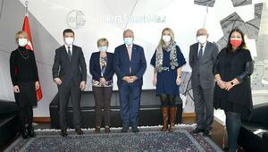 Ankaralı sanayiciye Bosna daveti