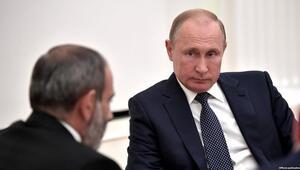 Son dakika haberi: Ermenistan çaresiz kaldı Paşinyan Azerbaycan konusunda Putinden yardım istedi..