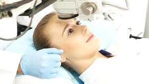 Uzak-yakın görme sorununda 'difraktif lens ameliyatı'