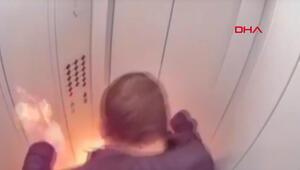 Görüntüler Rusyadan... Aldığı sıvıda alkol testi yapan kişi ölümden döndü