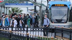 İstanbulda Ekim ayında toplu ulaşımda yüzde 8,3lük artış