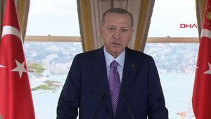 Son dakika haberler... İslamofobi ile mücadele... Cumhurbaşkanı Erdoğan: Peygamberimize yönelik alçaklıklar
