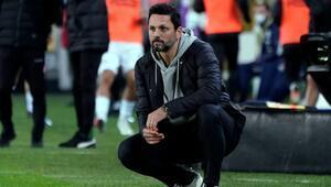 Erol Bulut, Beşiktaşa karşı ilk galibiyetinin peşinde