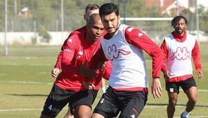 Antalyaspor 8 eksikle Erzurum deplasmanında