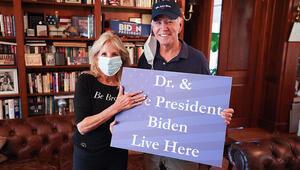 ABDde başkan seçilen Joe Biden Beyaz Saray'a first kedi getirecek