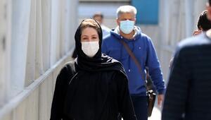 İranda son 24 saatte 391 kişi Kovid-19dan hayatını kaybetti