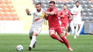 Gaziantep FK 2-2 Yeni Malatyaspor / Maçın özeti ve goller...