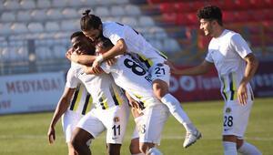 Bereket Sigorta Ümraniyespor 0 - 2 Menemenspor maç sonucu
