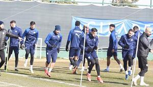 Büyükşehir Belediye Erzurumspor, Antalyaspor maçına hazır