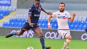 Başakşehir 3-3 Denizlispor / Maçın özeti ve goller...