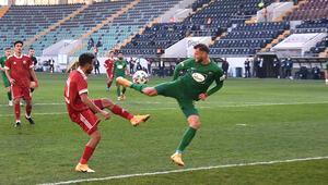 Akhisarspor 0-1 Ankaraspor