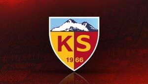 Kayserispor'da 2 futbolcunun Covid-19 testi pozitif çıktı