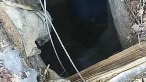 Son Dakika: Tuncelide teröristlere ait bir sığınak imha edildi