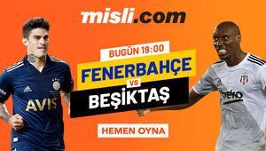 Hem Fenerbahçede hem de Beşiktaşta 6 eksik var Derbinin iddaada favorisi...
