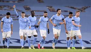 Manchester City, Burnley karşısında farklı kazandı